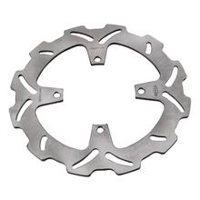 цена на LUCKMART Motorcycle Front Brake Disc Rotor One For KX 125 2003-2005 And KX 250 2003-2005 Motorcycle Accessories