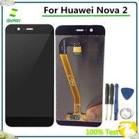 5 0 ''LCD Display Digitizer Montage Für Huawei Nova 2 Touch Screen Panel Glas Montage Für Huawei Nova 2 PIC AL00 PIC L09-in Handy-LCDs aus Handys & Telekommunikation bei