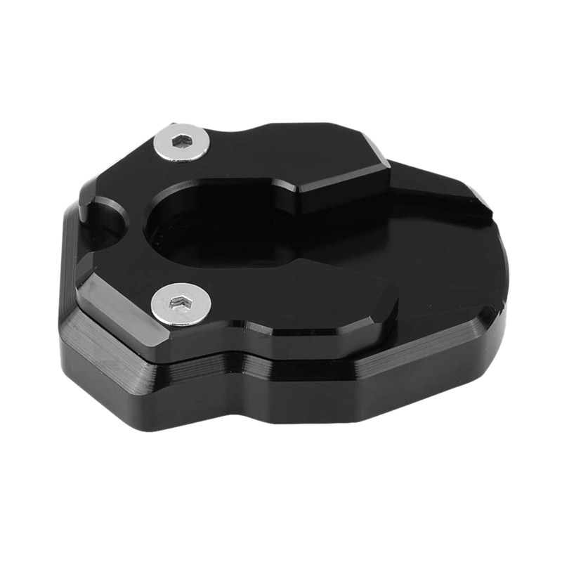 Motorcycle Foot Side Stand Extension Enlarger Pad Plate For Yamaha Nmax155 2015-2016 & XMAX 300 2017-2018