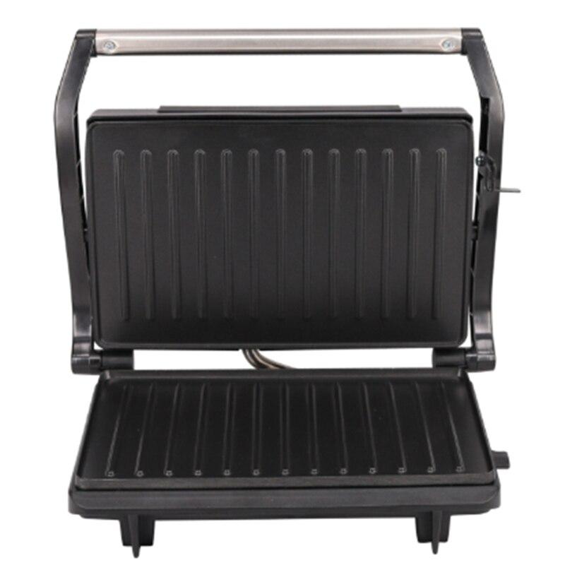 Gril électrique ménage Barbecue Machine sans fumée grillé viande Sandwich fabricant petit déjeuner Hamburger Machine à griller pain Ste