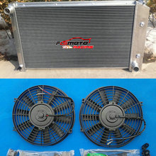 5 Row For Pontiac Firebird and for Trans Am 1970-1981 Full Aluminum Radiator + FAN