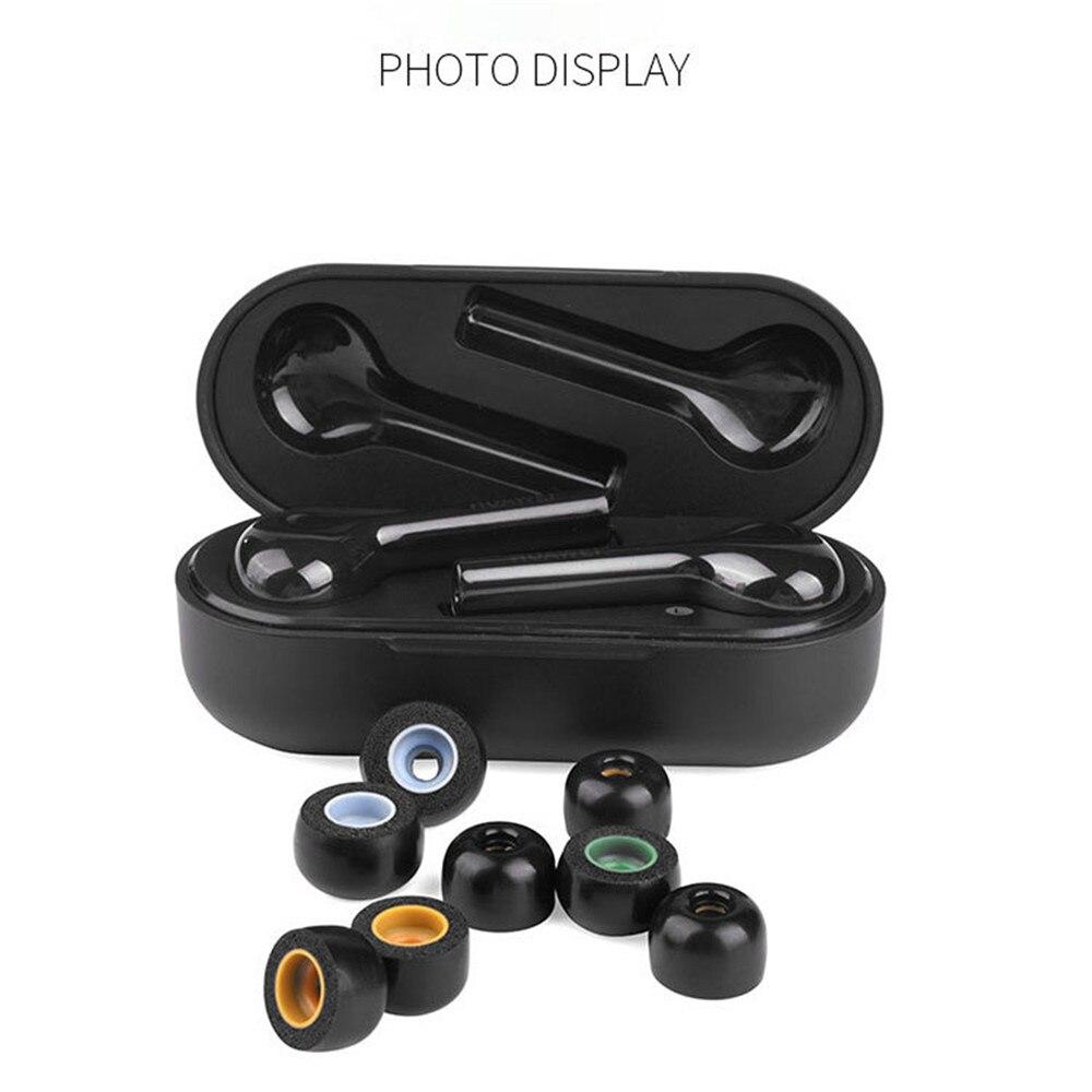 Ear Tips Memory Foam Earphone Sleeve for Jabra Elite 65t for Samsung Gear IconX Galaxy Headphones Accessories Pakistan