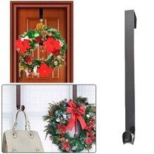Door Hook Decoration Storage Household Retractable Hanger Wall Mounted Coat Decorative Christmas Supplies