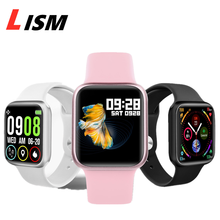 P90 Fitness Tracker smart watch men IP68 waterproof P80 smartwatch Update version for iphone apple xiaomi huawei ios android