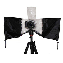 All Weather DSLR Camera Protection Cover SLR Drawstring Arm Protectors Waterproof DSLR Camera Rain Cover #0122