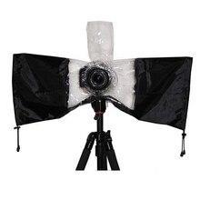 Copertura di protezione per fotocamera DSLR per tutte le stagioni protezioni per braccio con coulisse SLR copertura antipioggia per fotocamera DSLR impermeabile #0122