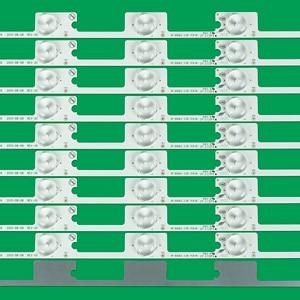 Image 3 - 10pcs x 6v LED Bar TV Backlight Strips for Konka KDL48JT618A 258YTK Panel 35018539 6 LEDs 442mm 48 TV Backlit