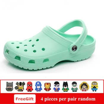 Slip On Casual Garden Clogs Waterproof  Shoes Women Classic Nursing Clogs Hospital Women Work Medical Sandals - DISCOUNT ITEM  33% OFF All Category