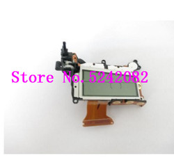 original Top cover LCD assy with Shoulder screen and Push button switch Repair parts for Canon For EOS 80D