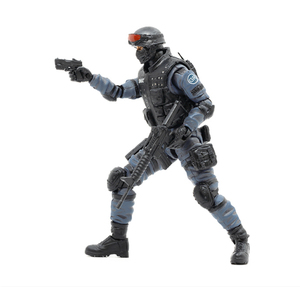 Image 3 - JOYTOY 1/18 Action Figure SWATทหาร เกมCross Fire(CF) จัดส่งฟรี