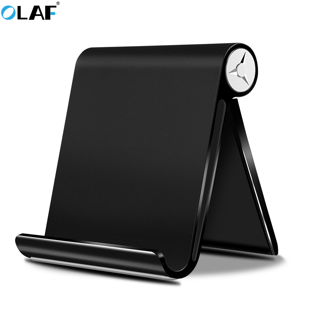 OLAF Phone Holder For IPhone 8 X XS Max 7 6  Foldable Mobile Phone Stand For Samsung Galaxy S9 S8 Tablet Stand Desk Phone Holde