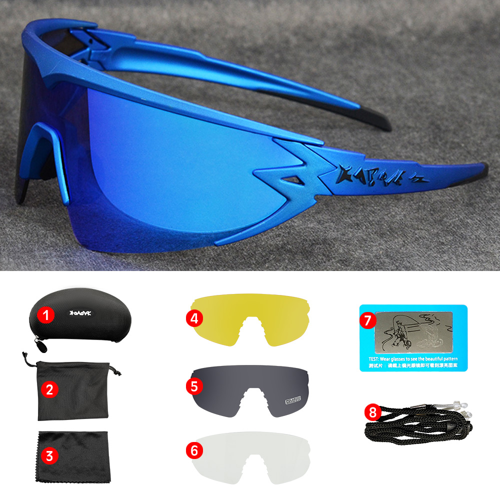 2020 Photochromic Cycling Glasses Men Women TR90 Outdoor Sport Polarize goggles  mountain bike cycling sunglasses gafas ciclismo|Cycling Eyewear| |  - title=