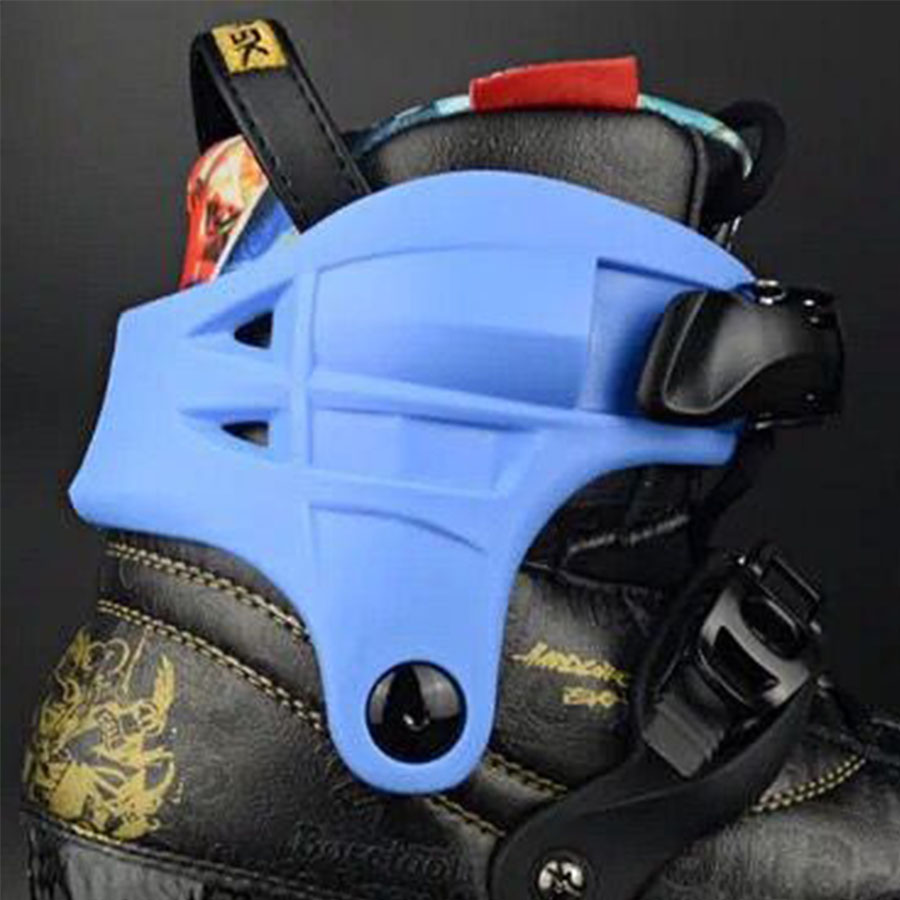 Japy Skate 100% Original Powerslide EVO Plastic CUFF Set 3 Colors Customized Leg Wrappings For Patines Size M