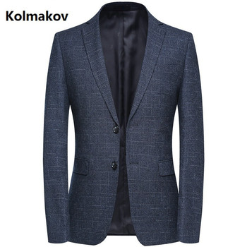 2020 new arrival spring blazer high quality casual suits men,men's casual blazers,men's jackets plus-size M-4XL