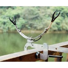 2019 New Yfashion Adjustable Fishing Rod Support Bracket Stainless Steel Foldable Fixed Trestle Rod Holder цена в Москве и Питере