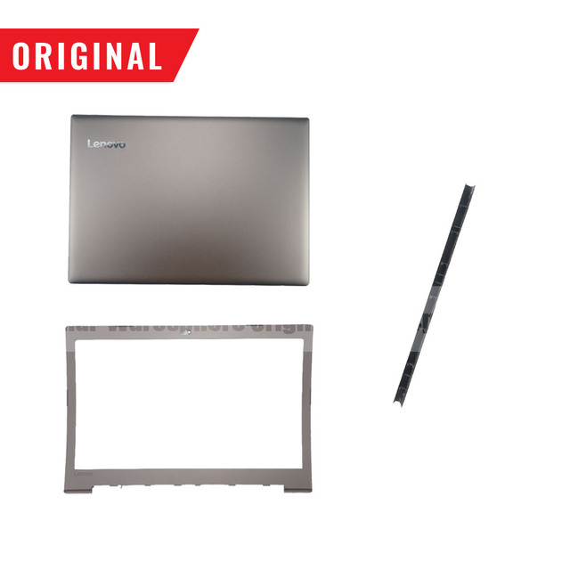 Nieuwe Originele Voor Lenovo Ideapad 520 15 520 15IKB Lcd Back Rear Deksel Voorkant Scharnier Cover 5CB0N98519 5B30N98516 5CB0N98524