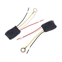 Сенсорный сенсорный выключатель 1/2 шт 110 220 в перем Тока