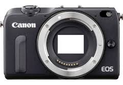 Image 2 - Used Canon EOS M2 Mirrorless camera body (NO WITH LENS)Mirrorless System Cameras   -