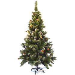 180cm Artificial Christmas Tree Plastic Christmas Decorations Holder Base for Christmas Home Party Decoration Green Miniature