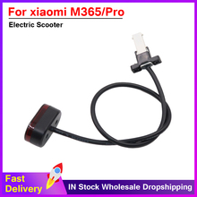 Light Xiaomi M365 Fixed-Part Electric-Scooter with for Pro M187/Bird/Spin Rear-Tail-Lamp