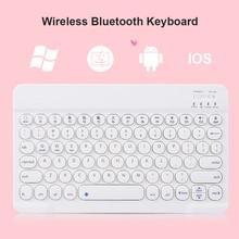 Keypad Keyboard Bluetooth-3.0 Wireless Tablet iPad for Pro Matepad S6 S7 Laptop PC New