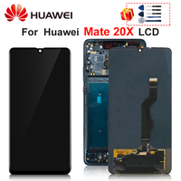 7.2 Original For Huawei Mate 20X LCD Mate 20 X Display Touch Screen Digitizer Replacement Parts With Frame For Mate 20X Display