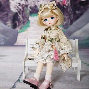 Image 4 - Mien bjd yosd boneca 1/6 modelo de corpo do bebê meninas meninos brinquedos de alta qualidade loja figuras resina