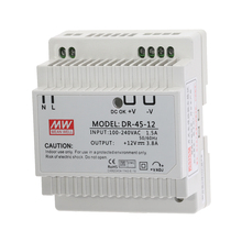 DR 45 45W Single Output 5V 12V 15V 24V Din Rail Switching Power Supply DR 45 5 DR 45 12 DR 45 15 DR 45 24 Power Transformer