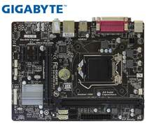 GIGABYTE GA-H81M-DS2 placa base de escritorio H81 Socket LGA 1150 i3 i5 i7 DDR3 16G Micro-ATX Original utilizado placa base PC(China)
