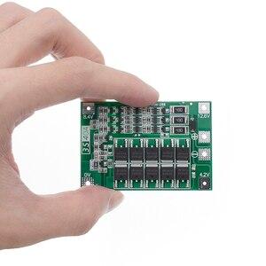 Image 4 - 3S 40A Li ion cargador de batería de litio Módulo de célula Lipo PCB Placa de protección BMS para Motor de taladro 12,6 V con Balance
