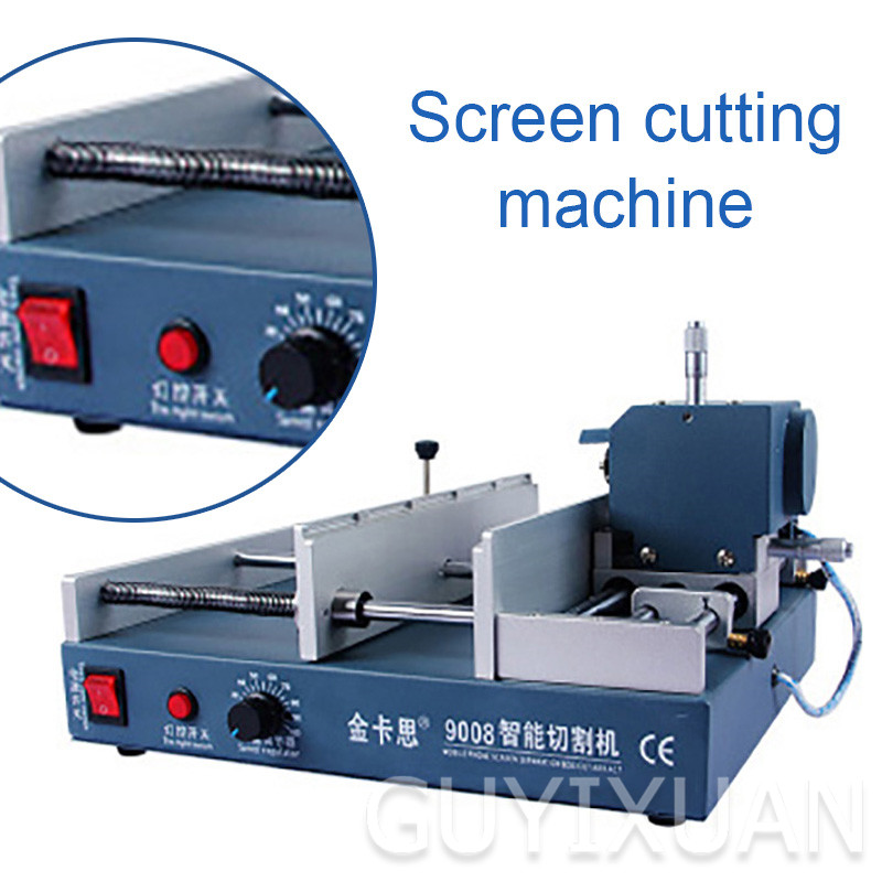 90W/220V Smart screen cutting machine LCD screen middle frame cutting machine Be applicable Mobile phone flat