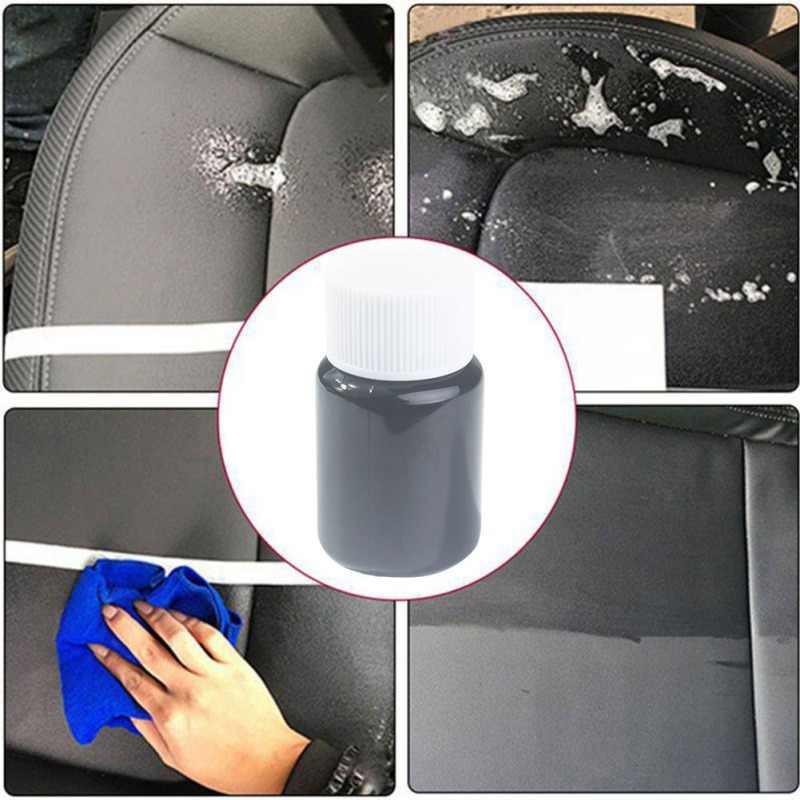 Universal 20ml Leather Repair Tool Car Seat Sofa Coats Holes Scratch Cracks No Heat Liquid Leather Vinyl Repair Kit