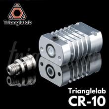 Trianglelab T CR10 هوتند ترقية عدة جميع المعادن/بتف المبرد التيتانيوم الحرارة كسر ل CR 10 CR 10S Ender3 ترقية عدة