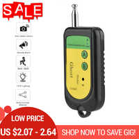 Plastic Wireless Signal Detector Anti Spy Detectors Camera Finder for Hotel Restaurant 100-2400Mhz