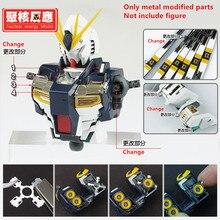 A Energia Nuclear modelo de Metal Modificado peças conjunto para Bandai MG 1/100 RX 93 Nu V Gundam Ver. Ka DJ037
