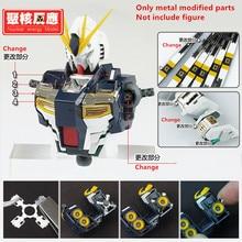 Nükleer enerji model Metal modifiye parçaları seti Bandai MG 1/100 RX 93 Nu V Gundam Ver. Ka DJ037