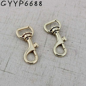4pcs 50pcs 4 colors 15mm Die-casting hook trigger snap hook swivel clasp lobster claws swivel hooks hard swivel clasp lobster фото