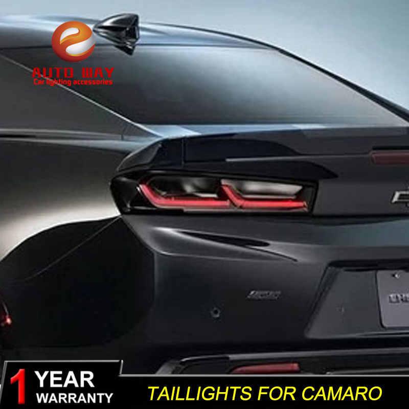 Feu arrière de Chevrolet camaro 2016 2017 | Boîtier de style de voiture, feux arrière de camaro, feu arrière,