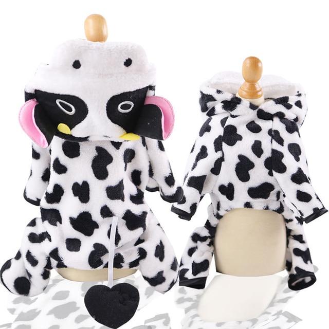 Mow Cow Pet Clothing via Pets Alpha  3