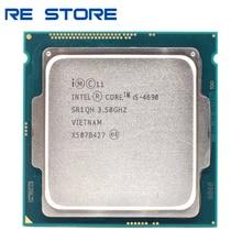 Gebruikt Intel Core I5 4690 Cpu Processor 3.50Ghz Socket 1150 Quad Core Desktop SR1QH