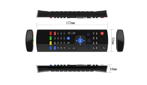 Image 2 - MX3 2.4GHZAir Mouse Keyboard Remote Controller Wireless Gaming Mouse New Arrival  For Android TV Box IPTV