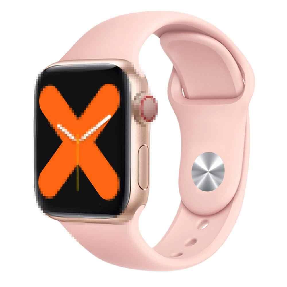 2020 reloj inteligente de serie 5 hombres mujeres Monitor de ritmo cardíaco Bluetooth llamada mensaje recordatorio para Xiaomi Honor Android Apple IOS teléfono