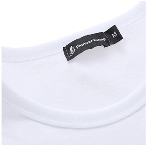 Image 3 - Pioneer Camp 2020 letni t shirt męski marka odzież trwały t shirt z krótkim rękawem męski koszulka na co dzień moda męska
