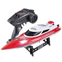 HJ806 2.4G RC Boat 200 Meters Control Distance / Cooling Wat