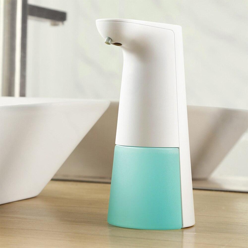 250ml Household Auto Induction Liquid Foam Soap Dispenser Auto Foaming Sensor Non Touch Soap Dispensers For Home Kitchen 2019 - 3