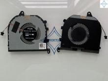 Novo original para dell precision 5530 m5530 xps15 xps 15 9570 08yyy9 008yy9 dfs501105pr0t fkch portátil portátil cpu ventilador de refrigeração