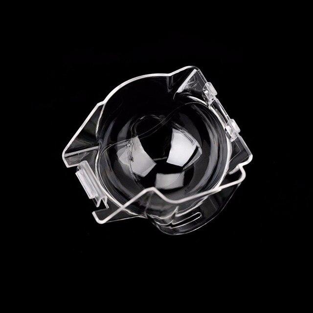Lens kapağı kapağı Gimbal kamera koruma toz geçirmez koruyucu kapak DJI Mavic Pro Platinum Drone için taşıma kapağı