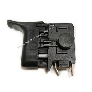 Image 2 - Switch trigger 6507333 650733 3 replacement For Makita DFS251 DFS250 FS452D cordless screwdriver drill spare parts