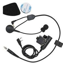 הווארד Leight אטמי אוזניים, MSA SORDIN IPSC, הזוהן EM054,PELTOR טקטי 300 הפחתת רעש אוזניות לבנות תקשורת Y קו קי