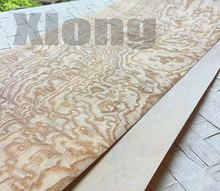 1Pieces L:2.5Meters  Width:16cm Thickness:0.25mm Wood Veneer Automotive Interior Decoration Veneer